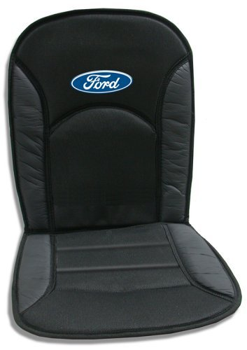 Ford Blue Oval Universal-Fit Seat Cushion by Plasticolor (Plasticolor Seat Cushion)
