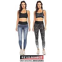 Calça Fusô Live Reversible Nature Jeans bee28e3abc499