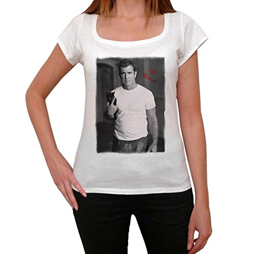 (Mel Gibson 1 Women's T-shirt picture celebrity )