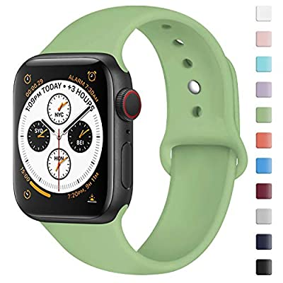 Kavar Compatible with Apple Watch Bands 38mm 40mm 42mm 44mm Replacement Band for iWatch Series 1 2 3 4 by Kavar