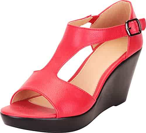 Shopping 2 Stars & Up Red Cambridge Select Shoes