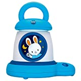 Claessens' Kids Kid'sleep My Lantern Blue Portable Childrens Nightlight and Lantern, Blue