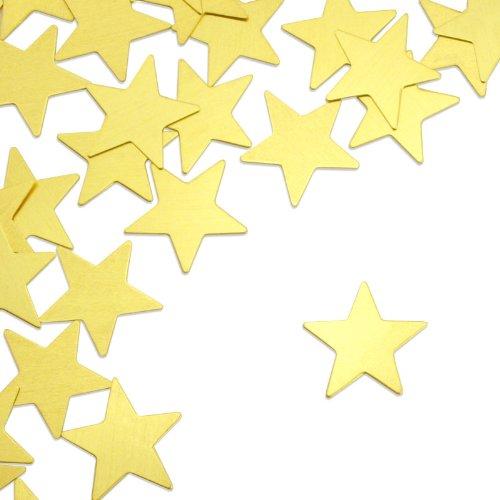 7//8-24 pc. Star Brass Stamping Blanks ImpressArt