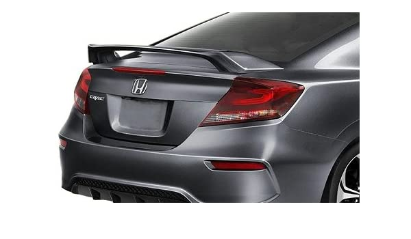 NH700M Spoiler for a Honda Fit Factory Style Spoiler-Alabaster Silver Paint Code Accent Spoilers