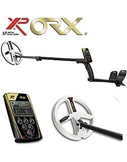 Detector de metales XP ORX con plato concéntrico de alta frecuencia HF.