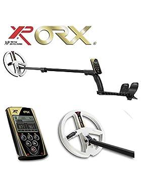 Detector de metales XP ORX con plato concéntrico de alta frecuencia HF.: Amazon.es: Bricolaje y herramientas