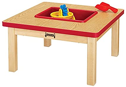 Amazon Com Jonti Craft 0685jc Toddler Sensory Table