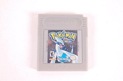 Pokemon Silver Version Game Boy Battery