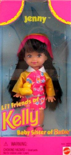 Barbie JENNY Li'l Friends of KELLY Doll (1996)