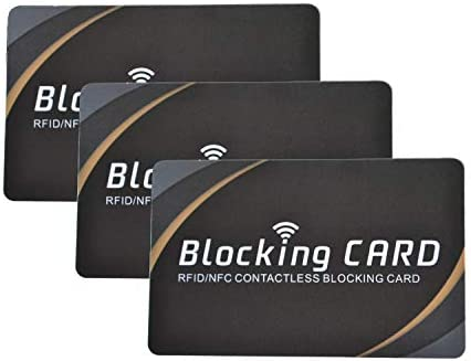 Blocking Contactless Protection Fuss free Prevention product image