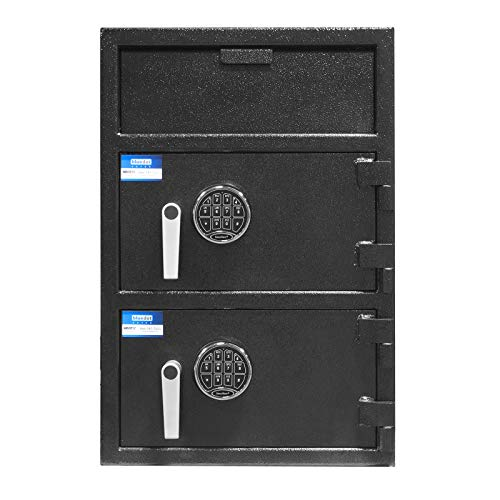 Second Amendment Safe FLH302020DD Blue Dot Deppository Safe