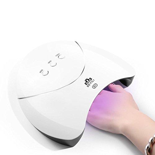 DEESEENew36W USB LED UV Nail Gel Curing Lamp Light Nail Gel