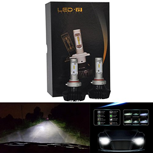 Car Light,2PC For Philips LED Chips 60W 12000LM H4 9003 H...