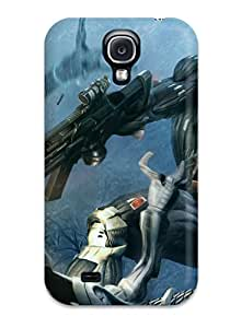 4207457K83803385 Top Quality Case Cover For Galaxy S4 Case With Nice Crysis Appearance