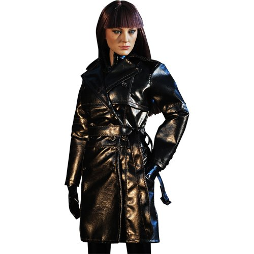 Hot Toys Watchmen Silk Spectre II Movie Masterpiece Series MMS102 1/6 Scale Collectible Figure