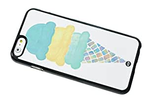 1888998408584 [Global Case] Food Fruits Watermelon Pineapple Banana Oranges Strawberry Ice Cream Cone Yellow White Apple Cherries Lemon Pomélo (BLACK CASE) Snap-on Cover Shell for OPPO Find 5 Mini R827