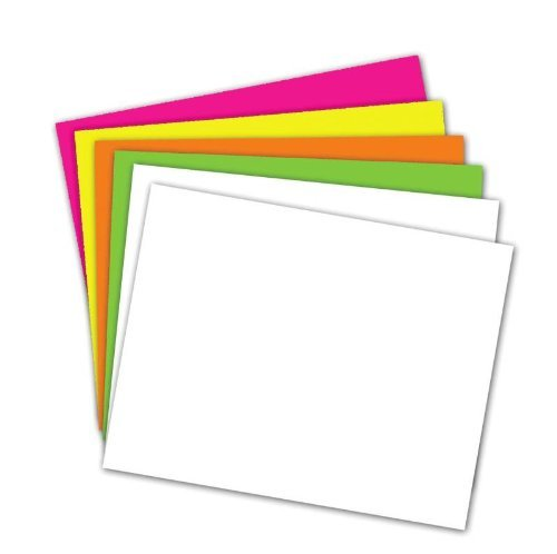 School Specialty School Smart Poster Board - 11 x 14 - Pa...