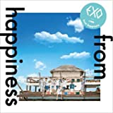 #10: EXO From Happiness 2DVDs with Extra Photocards.