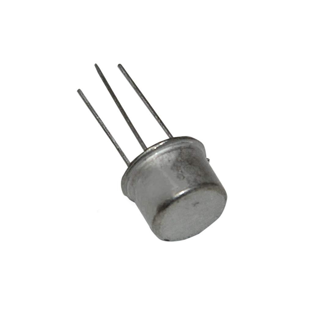 2x BC140-16-CDI Transistor NPN bipolar 40V 1A 0.8//4W TO39 CDIL