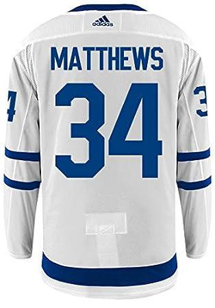 huge discount 4b92d 65e53 Amazon.com: Auston Matthews Toronto Maple Leafs Adidas ...