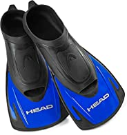 Head by Mares Italian Design Swim Training Fins Flippers, Designed Blade to Increase Leg Strength and Speed wi