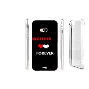 FUNDA CARCASA TOGETHER FOREVER PARA HTC ONE M9