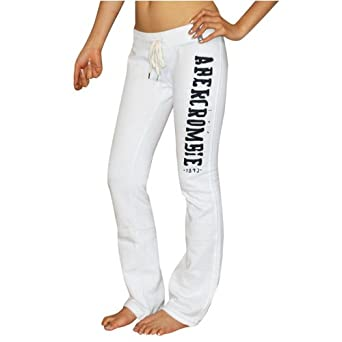 b68e5bdabe Womens Abercrombie & Fitch Stretch Perfect Butt Track Pants / Sweatpants ( Size: ...