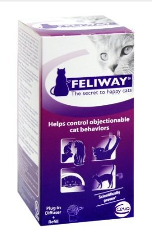 Pet Feliway Plug-In Diffuser with bottle, 48 Milliliters, reviews, precio, feliway, amazon, comfort Supply Store/Shop
