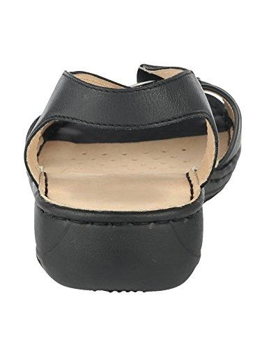 Femmes Caprice Sandalette Noir