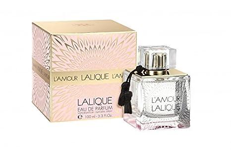 f08ffc46d Lalique L'Amour Eau de Parfum 100 ml: Amazon.co.uk: Luxury Beauty