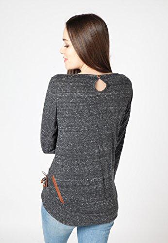 Alife & Kickin Femme Hauts / T-Shirt manches longues Leonie