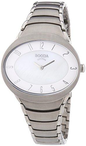 Boccia B3165-10, Women's Wristwatch