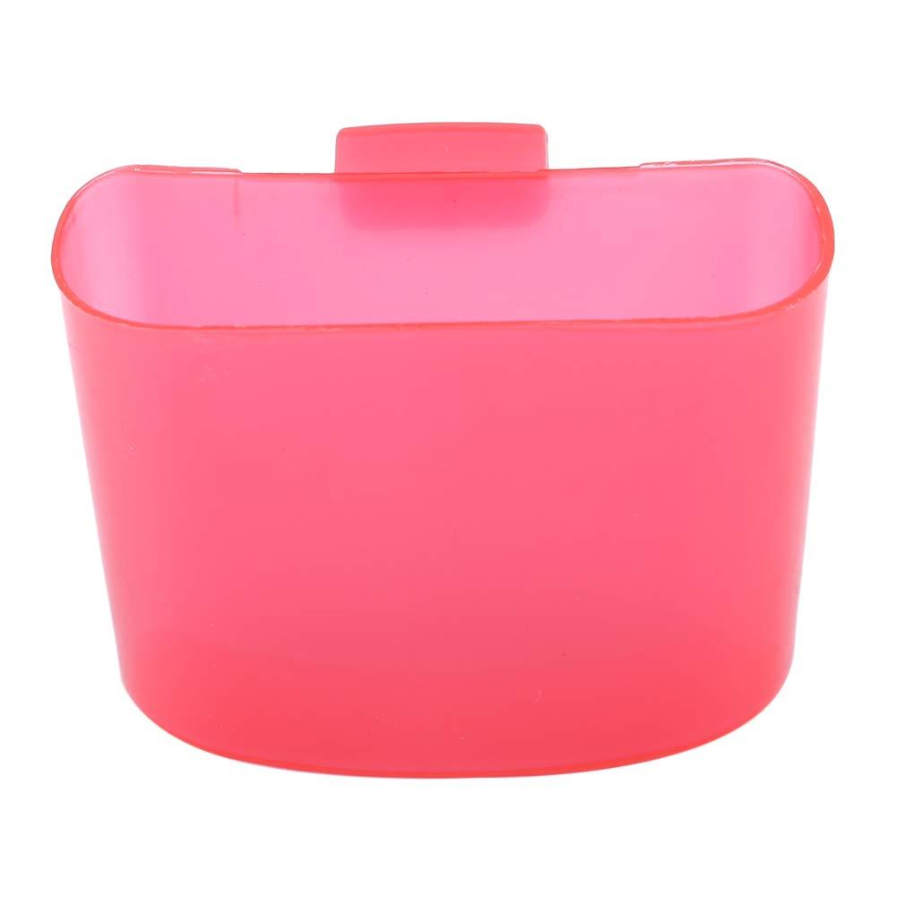 Yinew Teebeutel Halter Racks Regenbogenfarbe Kaffeetasse Cookie Kekse Stand Clips