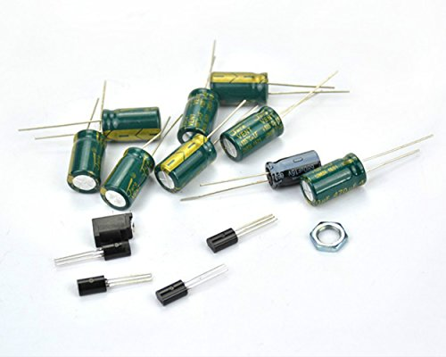AOSHIKE 6J1 valve tube amplifier kit 6J1 tube preamp amplifier