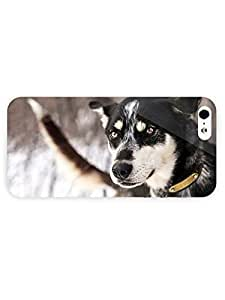 3d Full Wrap Case for iPhone 5/5s Animal Adorable Dog91