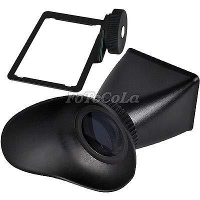 FidgetFidget 2.8X 3 LCD viewfinder magnifer Extender for Sony NEX-3 NEX-5 NEX-5C NEX-5N V4