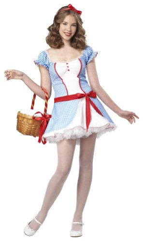 Teen Dorothy Teen Costume Size (Dorothy Costumes For Teens)