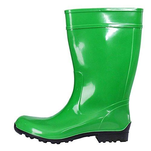 Modell Regenstiefel Damen A Krexus Cardiff Gummistiefel grün wxHBtqBzE