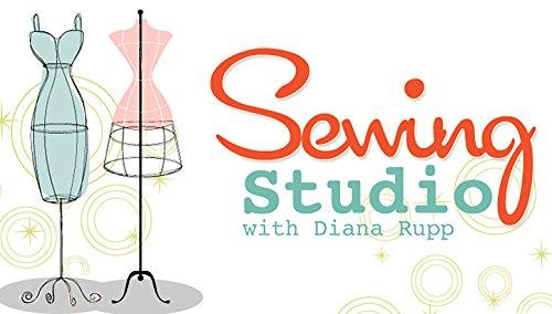 Sewing Studio (Envelope Sew Pillow)