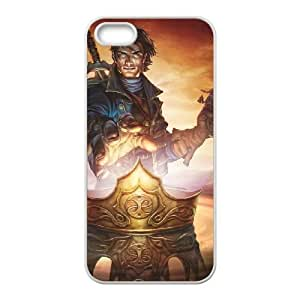 fable iii iPhone 5 5s Cell Phone Case White xlb2-054555