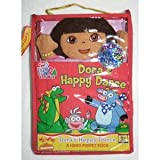 Dora's Happy Dance (A Hand Puppet Book)