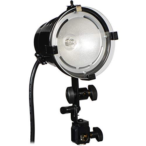 (Smith Victor K41 2 765UM Quartz Light, 1200-Watt Barndoor Lighting Kit with Toolbox Carrying Case.)