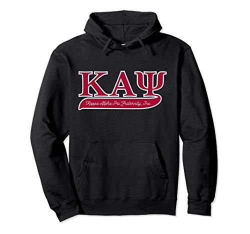 Unisex Kappa Alpha Psi Fraternity, Inc. Hoodie 2XL (Kappa Classic Sweatshirt)