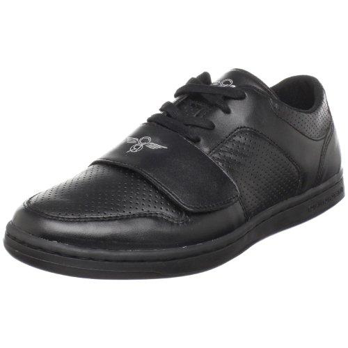 Creative Recreation Men's Cesario Lo Classic Sneaker,Black/Black,8.5 M US
