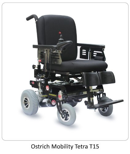 637ea34e790 Motorised Wheelchair Cost In India Buy Ostrich Mobility Tetra T15 ...