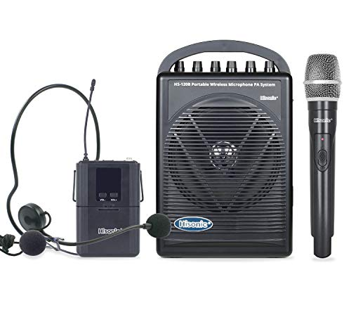 Hisonic HS120B Rechargeable Portable
