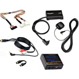 COMPLETE Integrated SiriusXM Radio System for Satellite Ready HONDA / Works with MORE Vehicles / Plus Aux Input (iPod etc) / Sirius XM