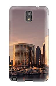 Fashionable GsMTbmt8113LxGwh Galaxy Note 3 Case Cover For San Diego Protective Case
