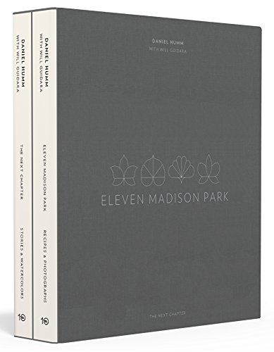 Expert choice for eleven madison park cookbook