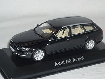 Minichamps Audi A6 Avant 2004 schwarz 1:43